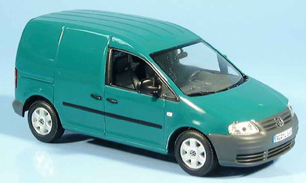Volkswagen Caddy 1/43 Minichamps grun 2003 diecast model cars
