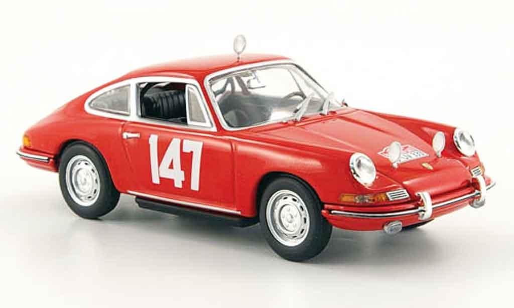 Porsche 911 1/43 Minichamps Monte Carlo Linge Falk 1965 miniature