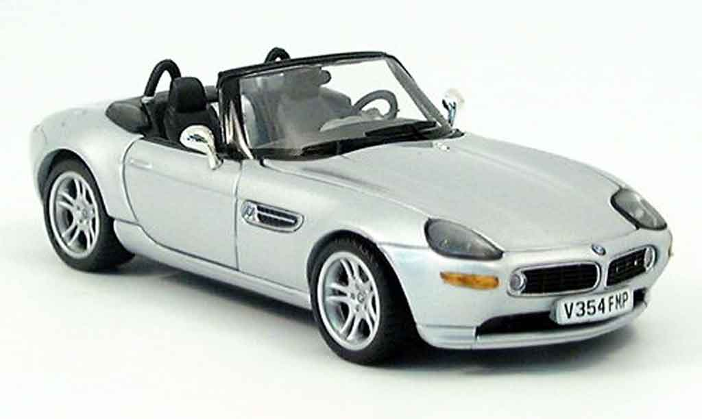 Bmw Z8 1/43 Minichamps James Bond 007 The world is not enough miniature
