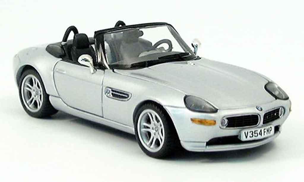 Bmw Z8 1/43 Minichamps James Bond 007 The world is not enough diecast model cars