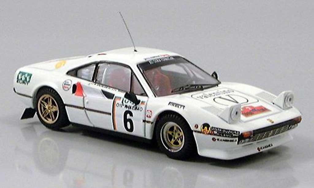 Ferrari 308 GTB 1/43 Best Elba Roggi-Ercolani 1965 miniature