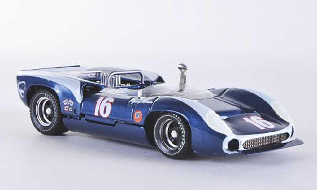 Lola T70 1967 1/43 Best Spyder Riverside G. Follmer 1967 miniature
