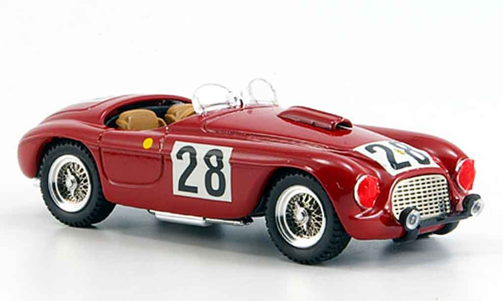 Ferrari 166 1950 1/43 Art Model mm Spider lm selsdon lucas diecast