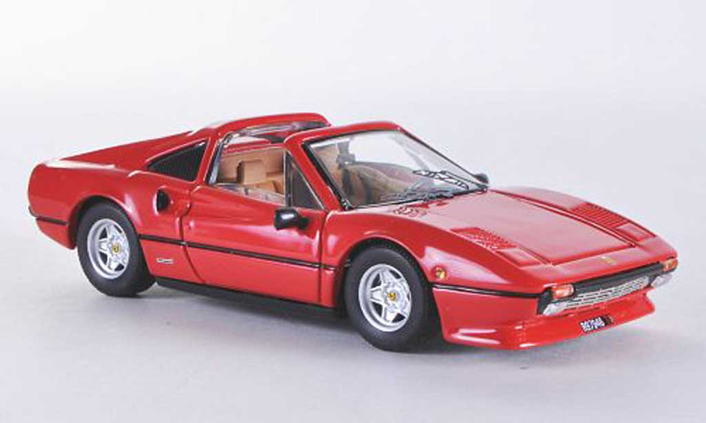 Ferrari 308 GTS 1/43 Best rouge 1977 miniature