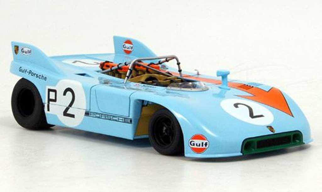 Porsche 908 1971 1/18 Autoart 3 nurburgring bell/siffert miniature