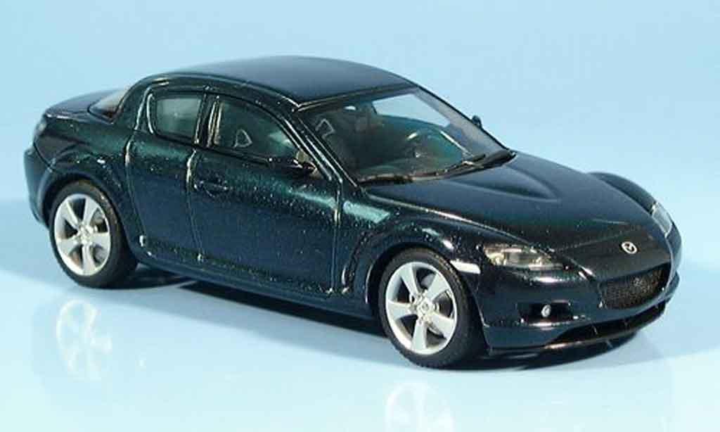 Mazda RX8 1/43 Autoart RX 8  green diecast