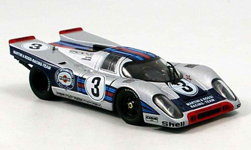 Porsche 917 1971 1/43 Autoart Sebring Sieger Elford Larrousse miniature