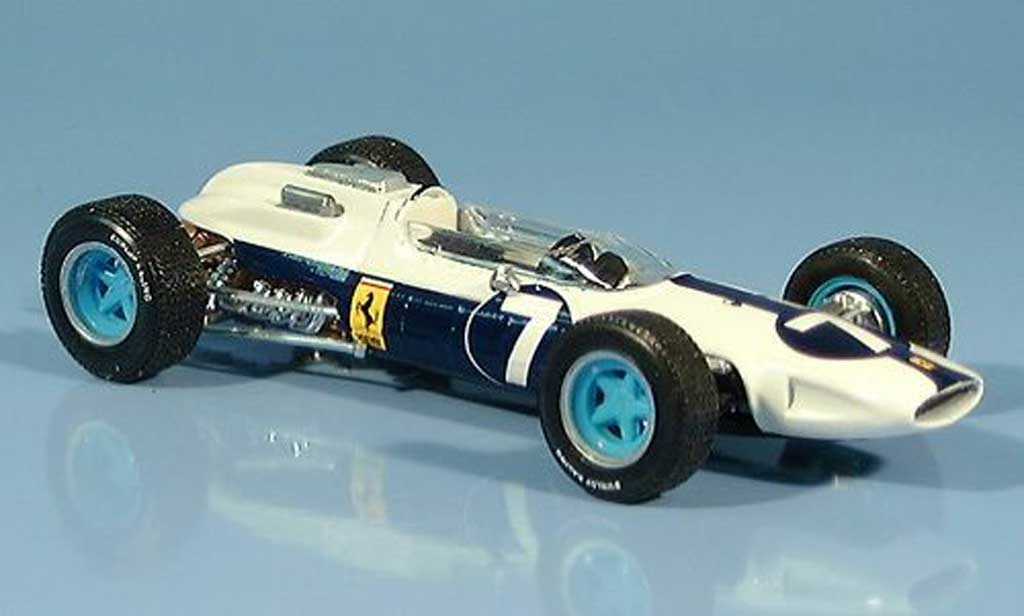 Ferrari 158 1964 1/43 Brumm No.7 J.Surtees GP Mexico miniature