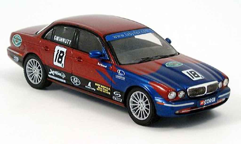 Jaguar XJ 6 1/43 Vanguards nick gwinnutt 2003 diecast model cars