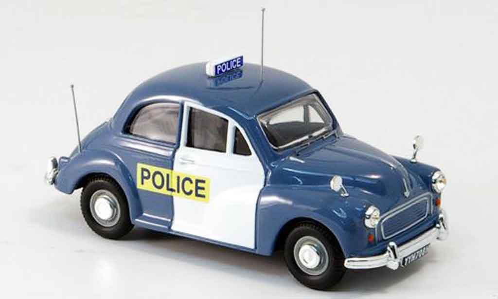 Morris Minor 1/43 Vanguards Metropolitan police 1973 miniature