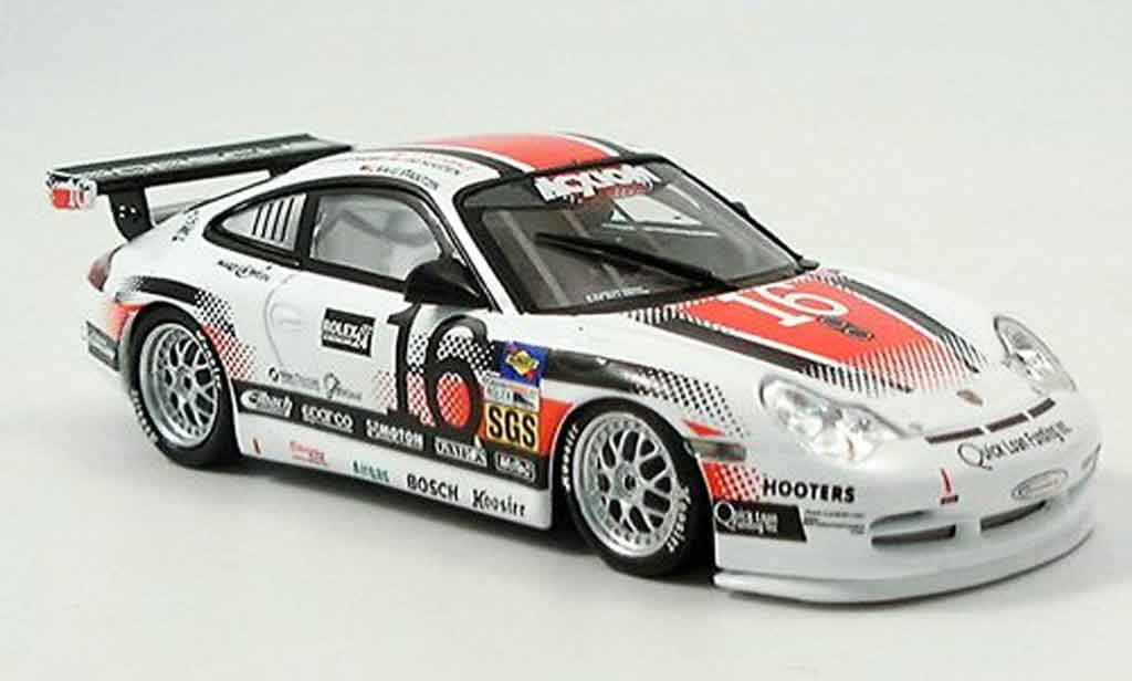 Porsche 996 GT3 1/43 Minichamps Cup Daytona AASCO diecast model cars
