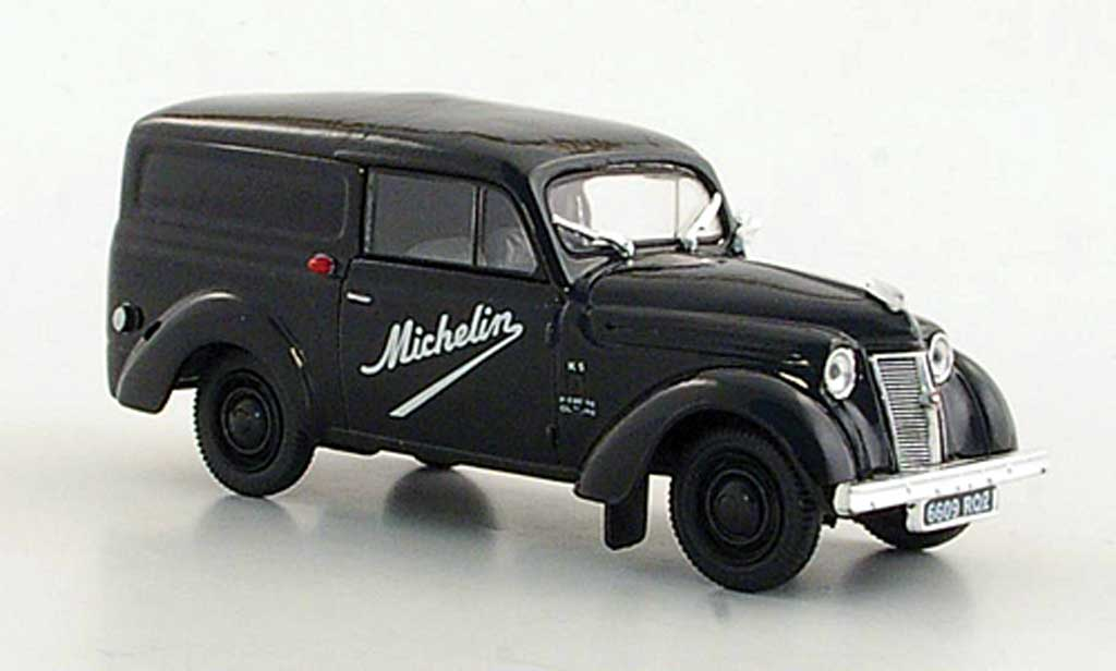 Renault Juvaquatre 1/43 Norev Michelin diecast