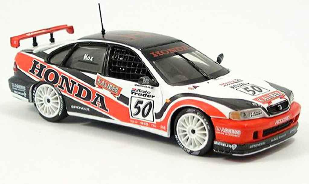 Honda Accord 1/43 Onyx P. Kox BTCC No.50 1998 miniature