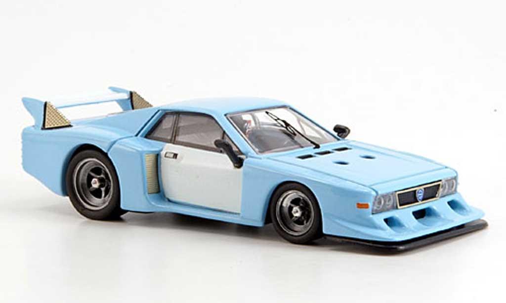 Lancia Beta Monte Carlo 1/43 Best Beta Monte Carlobleu 1979 miniature