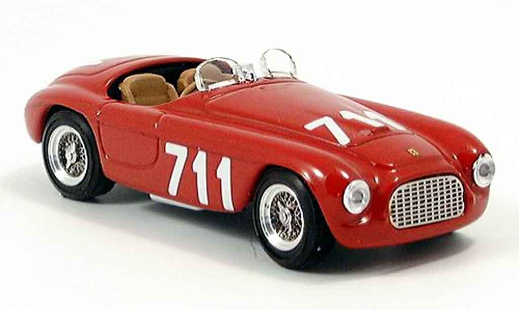 Ferrari 166 1950 1/43 Art Model MM bracco maglioli miniature