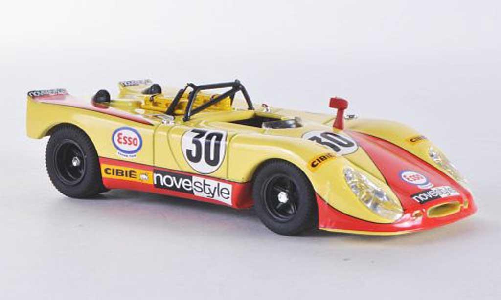Porsche Flunder 1/43 Best Le Mans Cosson-Leuze 1971 miniature