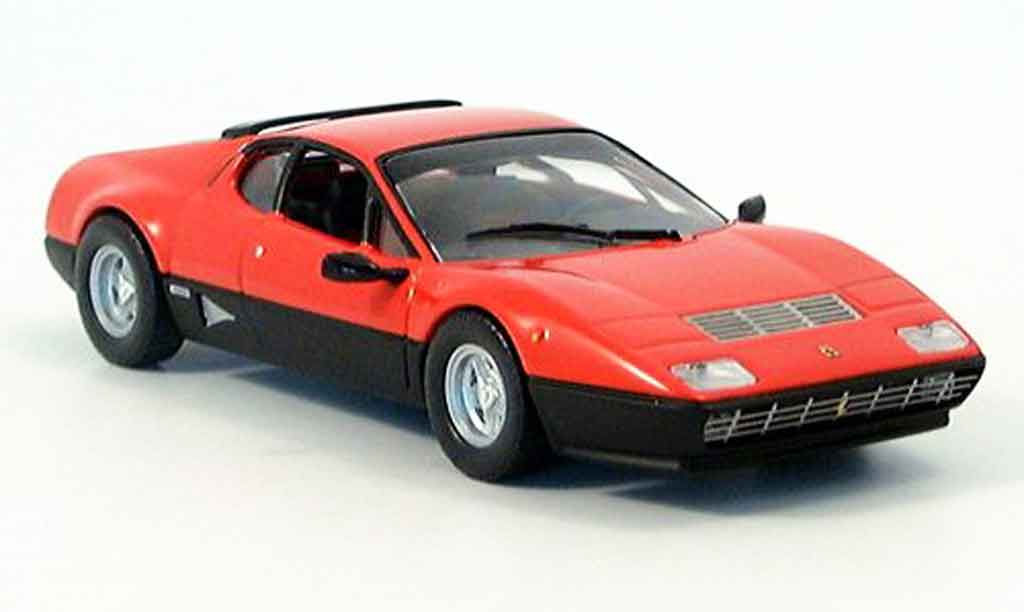 Ferrari 512 BB 1/43 IXO BB rouge 1976 miniature