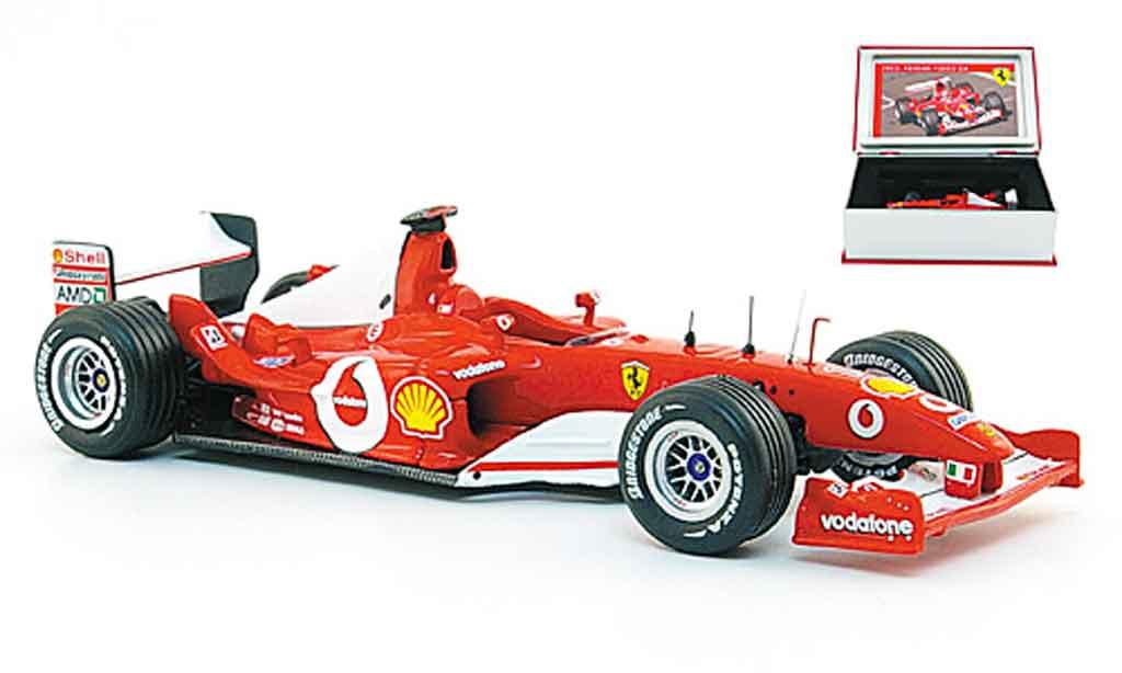 Ferrari F1 F2003 1/43 IXO no.1 sieger m. schumacher 2003 modellautos