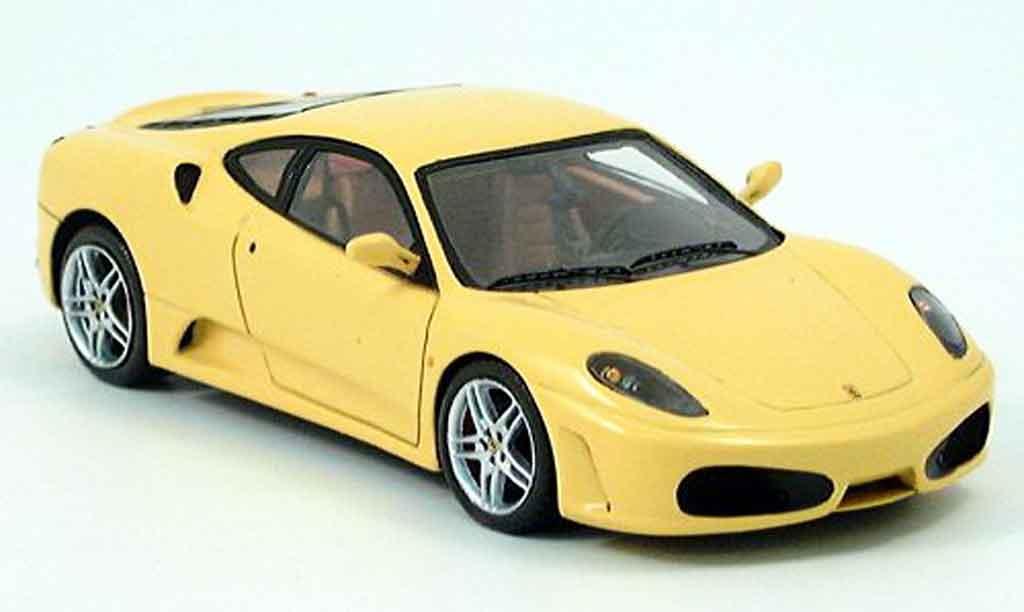 Ferrari F430 1/43 Red Line jaune 2004 miniature