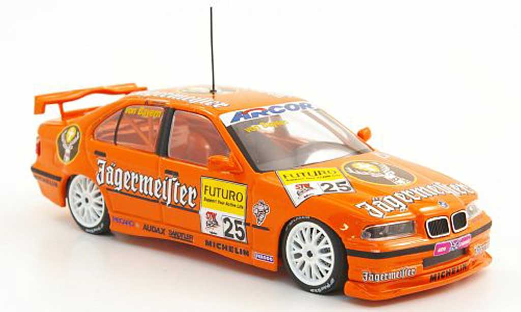 Bmw 320 E36 1/43 Minichamps i STW No.25 Leopold von Bayern STW Saison 1998 diecast model cars