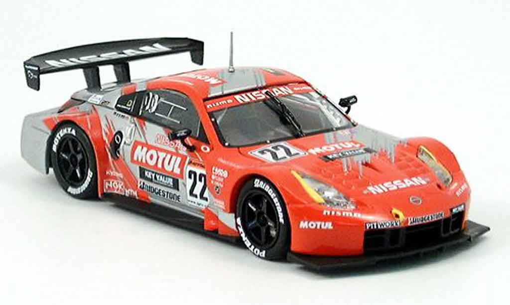 Nissan 350Z 1/43 Ebbro JGTC Z JGTC 500 JGTC Malaysia No. 22 2004 diecast