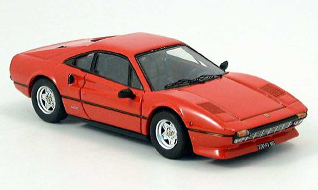 Ferrari 308 GTB 1/43 Best GTB red 1975 diecast model cars