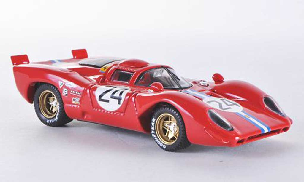 Ferrari 312 P 1/43 Best Coupe Daytona Parkes-Posey 1970 diecast