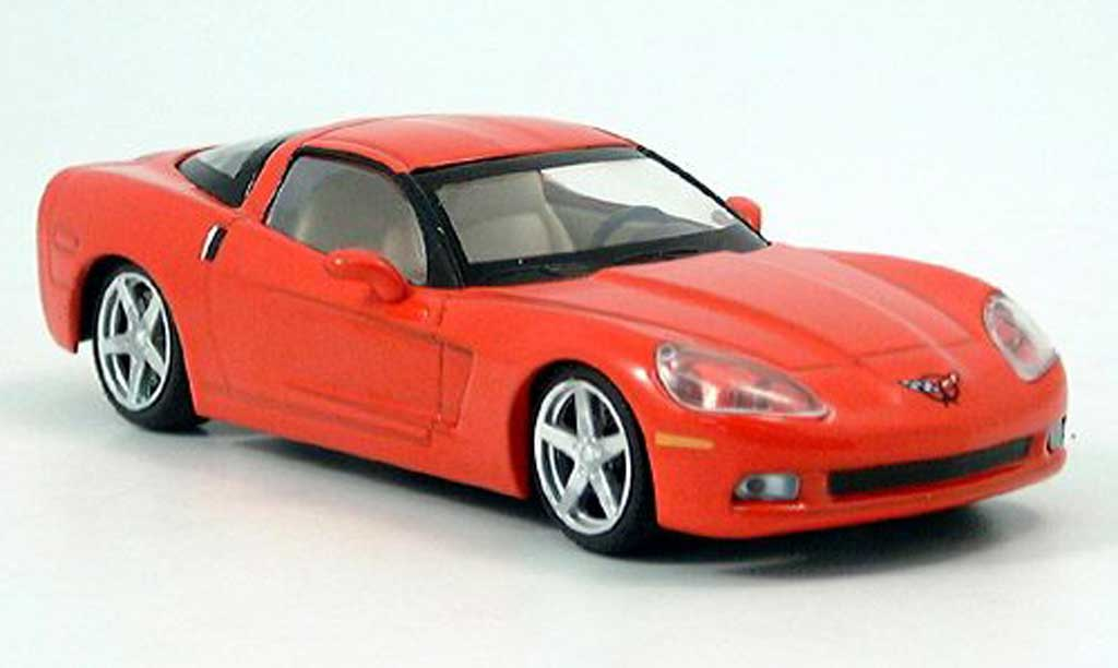 Chevrolet Corvette C5 1/43 IXO Z51 red 2003 diecast