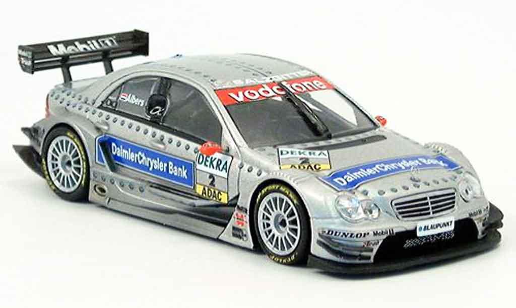 Mercedes Classe C 1/43 Minichamps DTM Albers 2004 miniature
