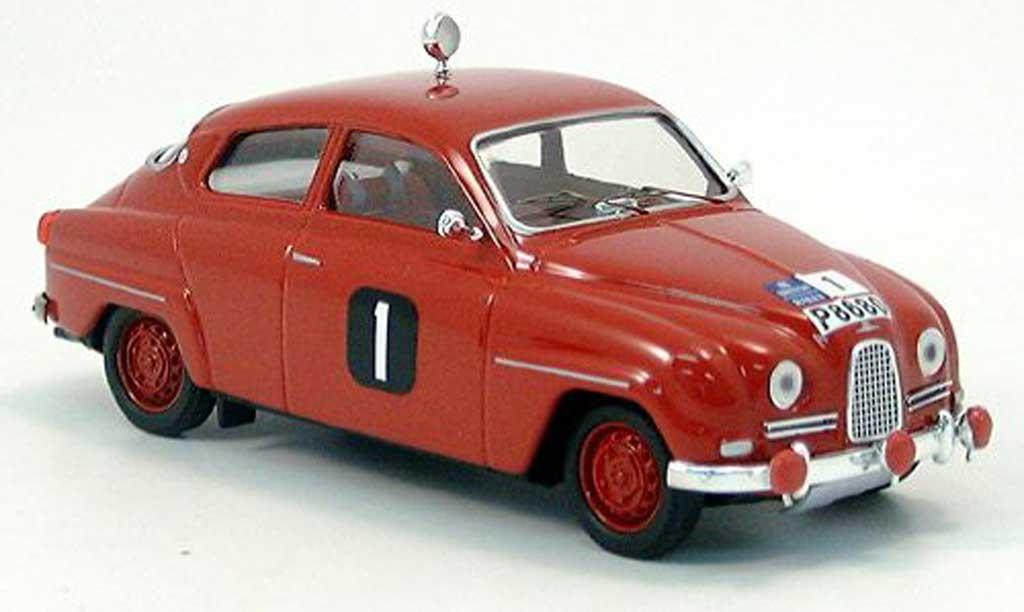 Saab 96 1/43 Trofeu Sieger RAC 1961 miniature