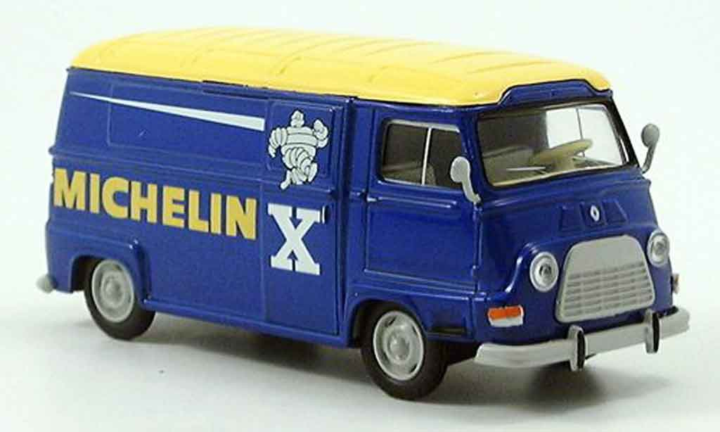 Renault Transporter 1/43 Solido michelin 1962