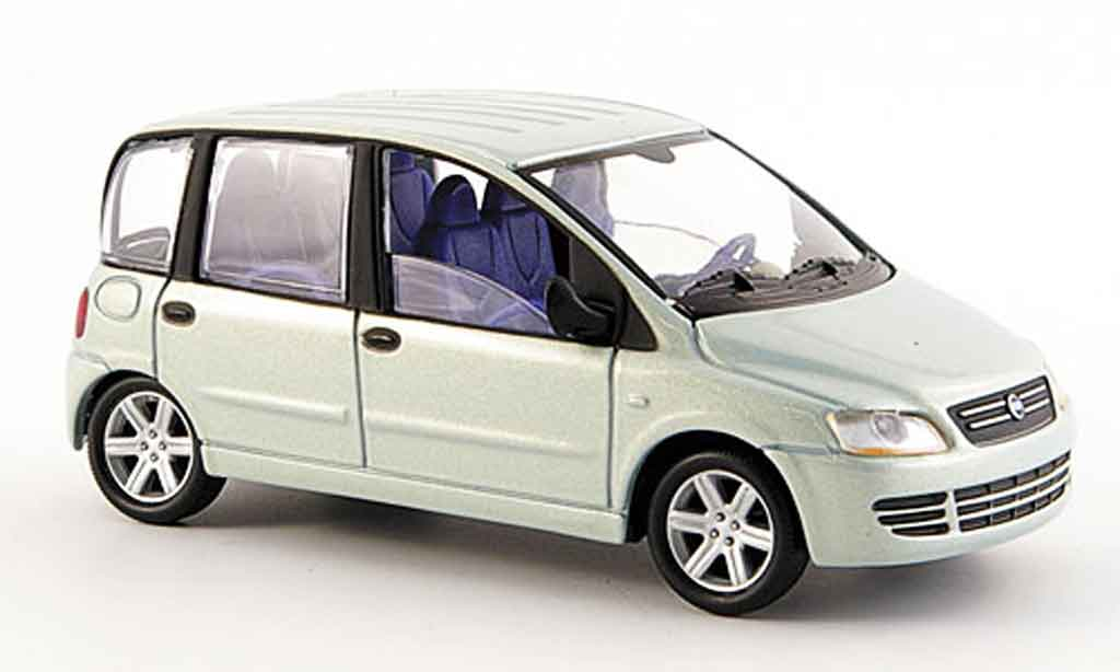 Fiat Multipla 1/43 Solido Facelift gray metalliseegray 2004