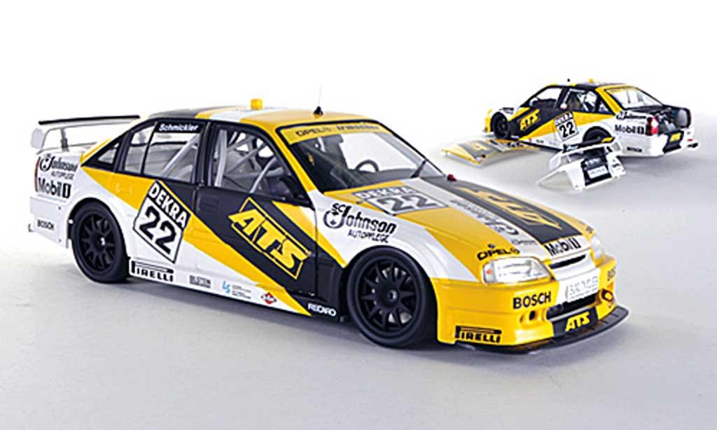 Opel Omega 1/18 Minichamps 3000 24V No.22 F. Schmickler DTM-Saison 1991 miniature