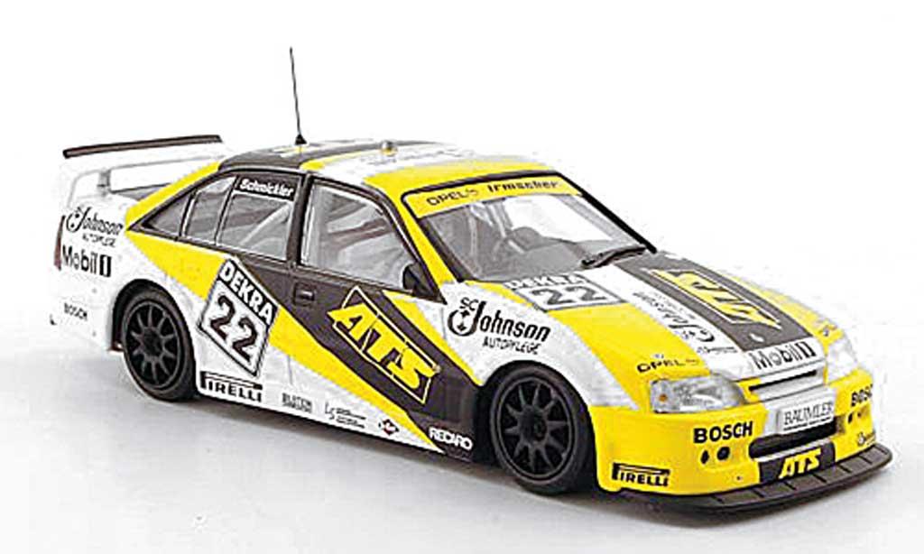 Opel Omega 1/43 Minichamps 3000 24V No.22 ATS  F.Schmickler DTM Saison 1991 miniature