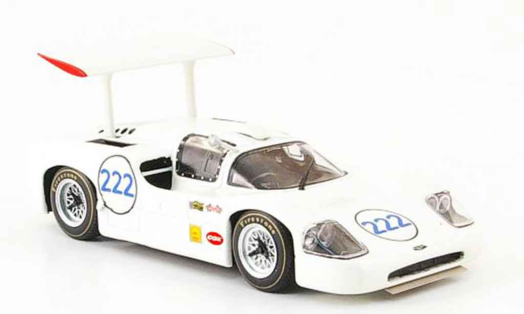 Chaparral 2F 1/43 Minichamps Targa Florio Hill Sharp 1967 miniature