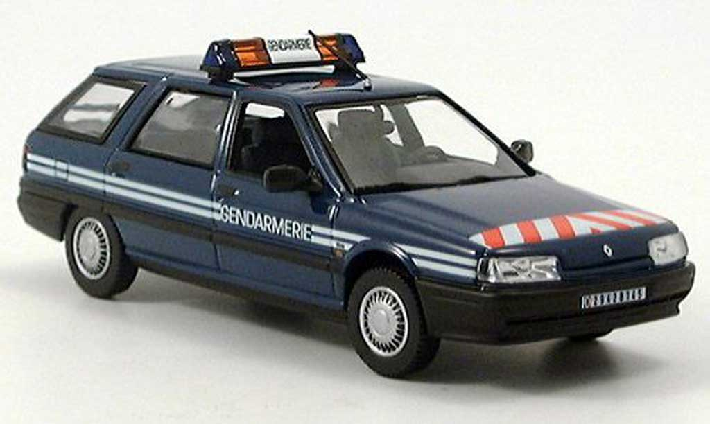 Renault 21 Nevada 1/43 Norev Gendamerie police (F)  miniature