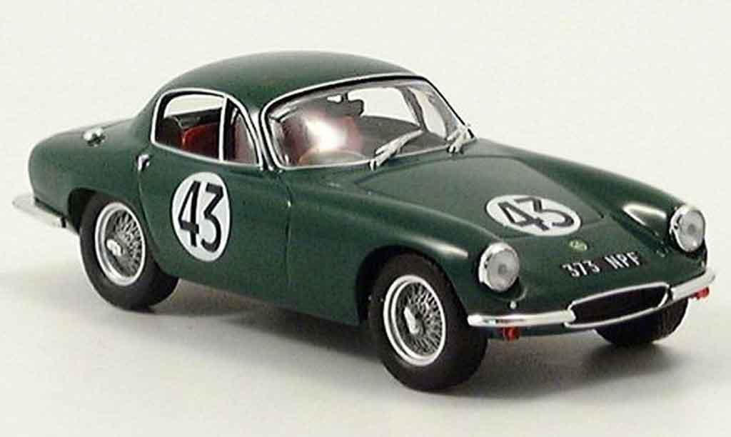 Lotus Elite 1/43 IXO no. 43 lemans baillie parkes diecast model cars