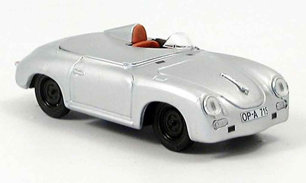 Porsche 356 1/43 Brumm 1957 Rekord in Monza diecast model cars