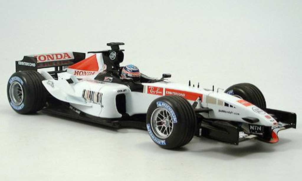Honda F1 1/18 Minichamps bar 007 takuma sato 2005 miniature