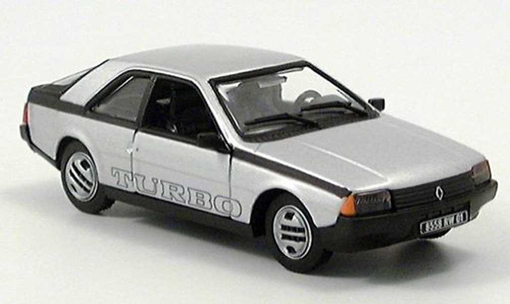 Renault Fuego 1/43 Norev Turbo miniature