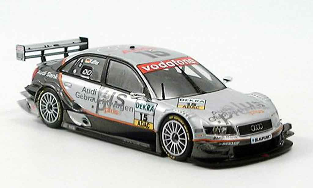 Audi A4 DTM 1/43 Minichamps Joest Racing Kaffer 2005 diecast model cars