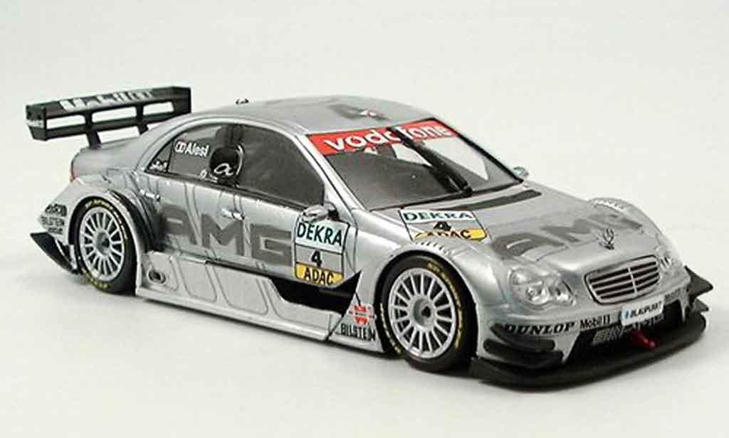 Mercedes Classe C 1/43 Minichamps AMG Alesi DTM 2005 miniature