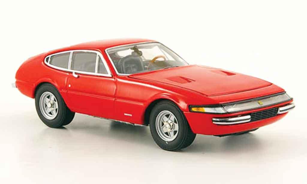 Ferrari 365 GTB/4 1/43 Kyosho red 1969 diecast
