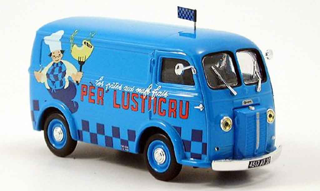 Peugeot D3A 1/43 Norev lustucru miniature