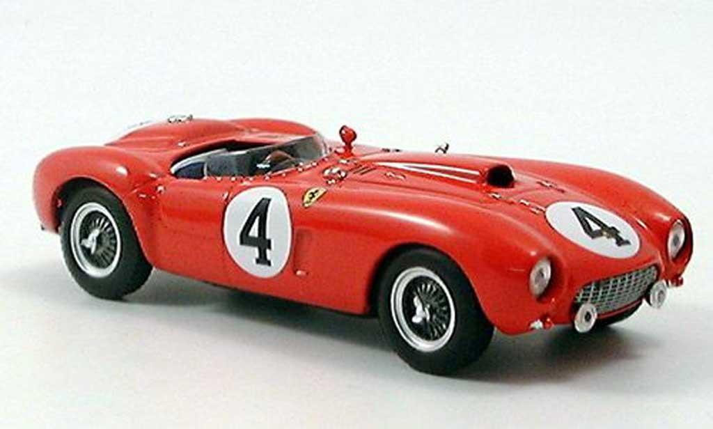 Ferrari 375 1/43 IXO Plus Sieger LM Trintignant-Gonzales 1954 miniature