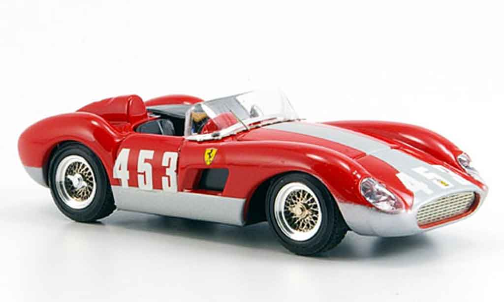 Ferrari 500 TRC 1/43 Art Model mm siro sbraci 1957 miniatura
