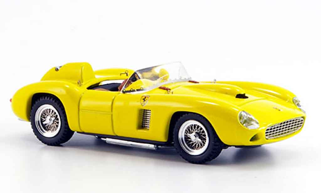 Ferrari 290 1957 1/43 Art Model mm giallo modellino in miniatura