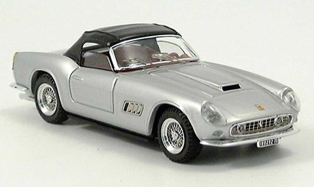 Ferrari 250 GT California 1/43 Art Model Cabriolet grise miniature