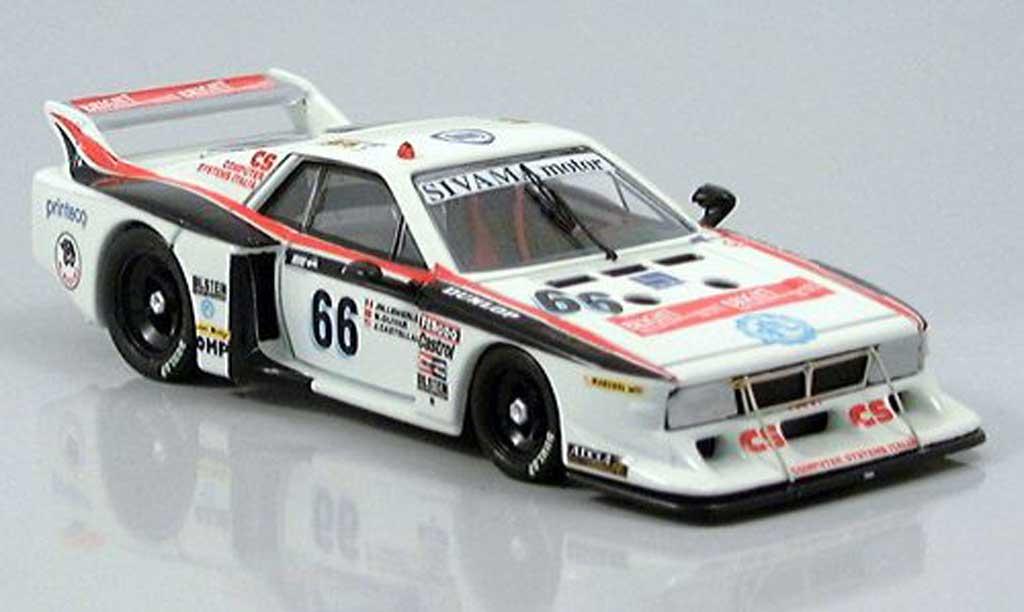 Lancia Beta Monte Carlo 1/43 Best LM No.66 1982 miniature