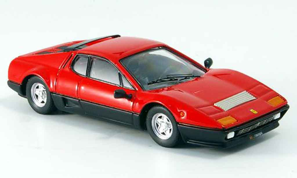 Ferrari 512 BB 1/43 Best red black 1976 diecast